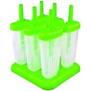 80-4579_Groovy Ice Pop Molds_Green-Main Set
