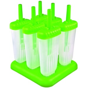 80-4579_Groovy Ice Pop Molds_Green-Main Set