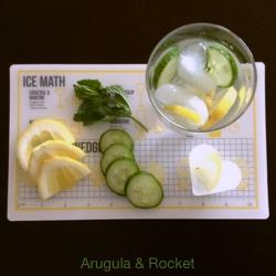 Ingredients + Drink 250