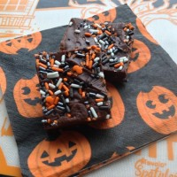 Halloween Fright Night Fudge