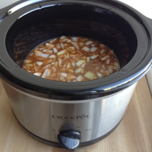 Slow Cooker White Chicken Chilli Ready to Cook