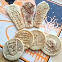 Spookadoodles Halloween Snickerdoodle Cookies