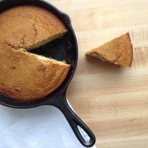 Thanksgiving Skillet Cornbread Main