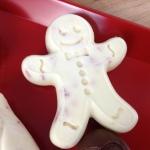 Mint Crunch Gingerbread Man