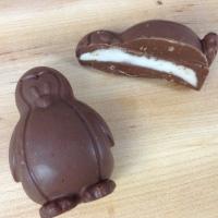 Peppermint Patty Penguin Half