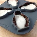 Peppermint Patty Penguin Mould Patty