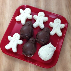 Peppermint Patty Penguins & Peppermint Crunch Gingerbread Men Main