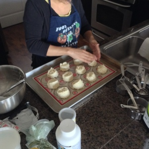 Estellas Gluten Free Scones Shape Dough