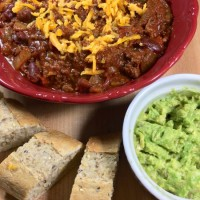 Slow-Cooked Spicy Beef Chili