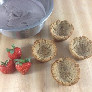 Strawberry Cocounut Cream Tarts Tart Shells