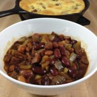 Texan Style Baked Beans