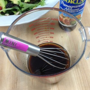 Chicken Pomegranate Salad Mix Dressing