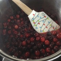 Cranberry Sauce On the Hob
