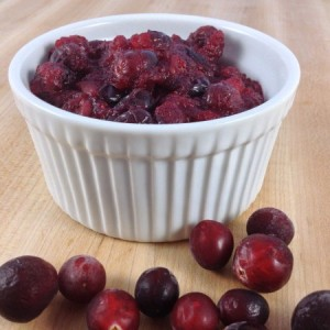 Cranberry Sauce Ramekin