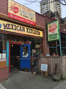 Mamas Mexican Restaurant Front