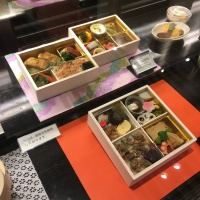 Isetan Department Store Bento
