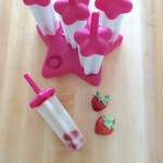 Strawberry Coconut Star Pops Main Image