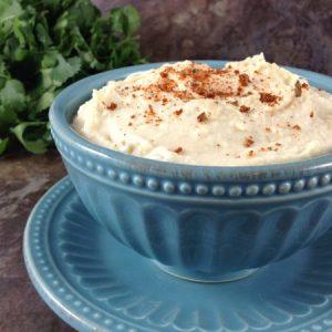 Home-Made Hummus Main