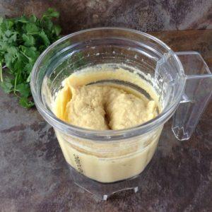 Home-Made Hummus Pre-Tahini