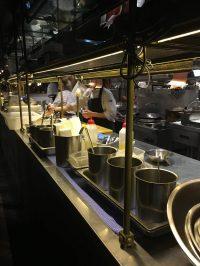 Mr Wong Open Kitchen