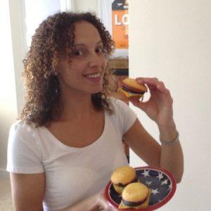 Cupcake Sliders Sonia