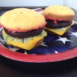 Cupcake Sliders x 2