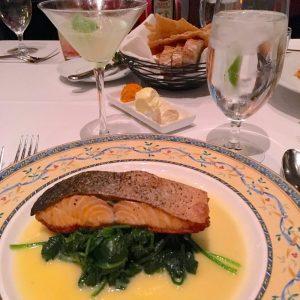 Las Vegas Raos Caesars Palace Salmon