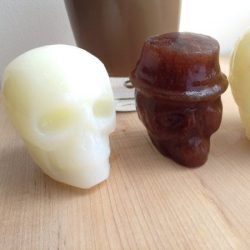 Tovolo Skull Coffee Milk Ice Cubes