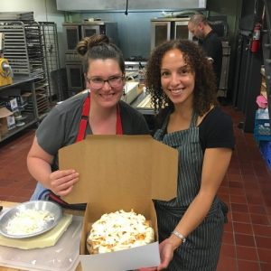 Dahlia Bakery Brittany Sonia Coconut Cream Pie