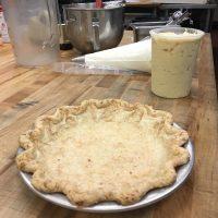 Dahlia Bakery Coconut Cream Pie Baked Crust