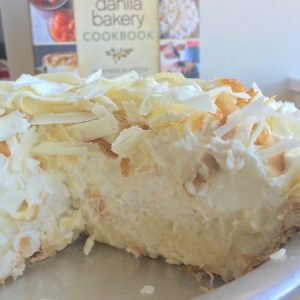 Dahlia Bakery Coconut Cream Pie Intro