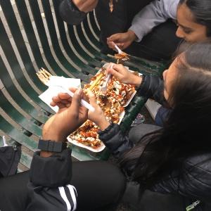 HSP Kebab with Girls