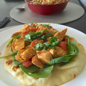 chicken-frankie-naan-indian-summer-salad