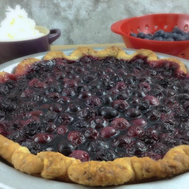 blueberry-pie-front-blur