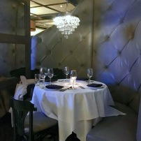 Prime and Provisions Bar Table