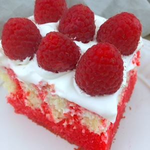 raspberry-jello-poke-cake-overhead