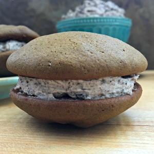 cookies and cream whoopie pies centre stage lightened
