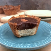 Mini Almond Joy Tarts
