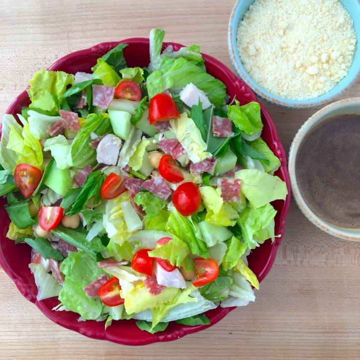 best chop salad recipe ever