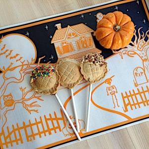 Pumpkin Pie Pops 450