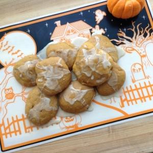 Pumpkin Spice Doughnuts 450