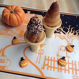 Pumpkin Ice Pops