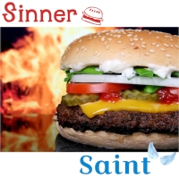 Sinner or Saint: Burgers