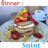 Sinner or Saint: Pancakes