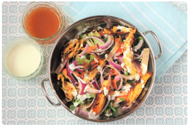 Emma_food_brood_chicken_tikka_salad