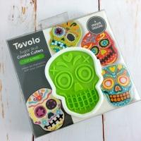 Cinco De Mayo Sugar Skull Cookies