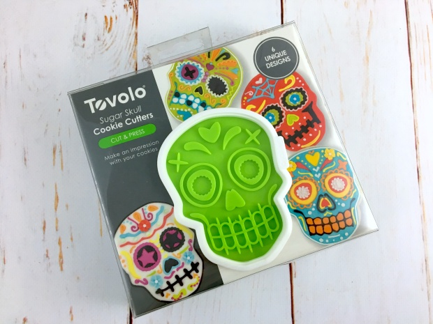 Sugar Skull Cookie Cutter Set