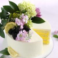 Inspired by the Royal Wedding Cake: Lemon & Elderflower Recipes