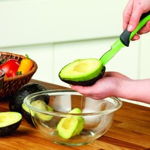 Comfort Grip Avocado Knife