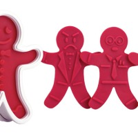 Santa's Stocking Stuffer #5: Ginger Boys Cookie Cutter Set